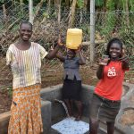Makhwabuye Community, Mavututu Spring Protection Complete!