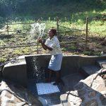 The Water Project: - Musangaro Community, Omumasaba Spring