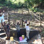 Emalingana Community, Andayi Spring Protection Complete!