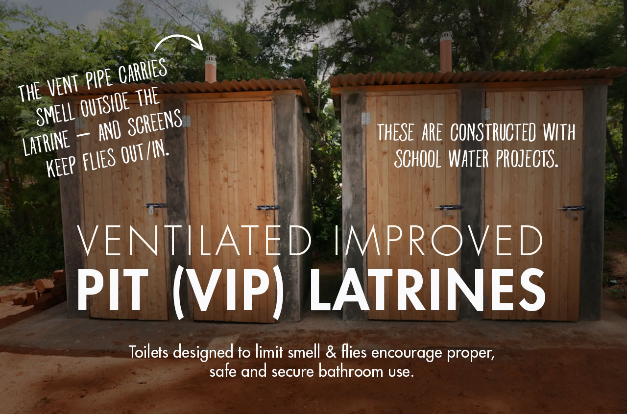 Ventilated Improved Pit Latrines