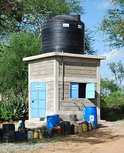 Deep Well Pump House