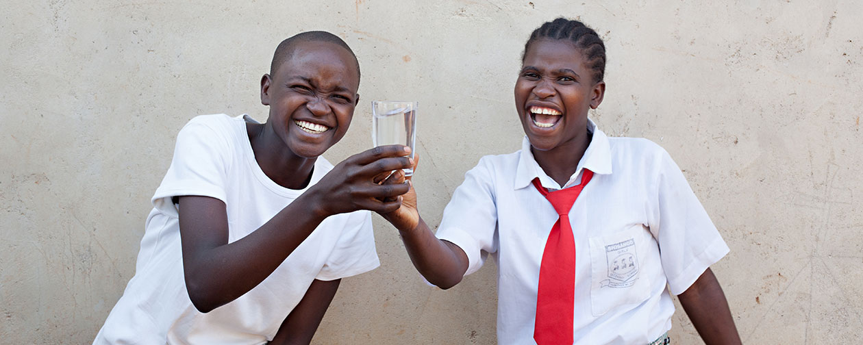 A Charity Providing Access to Clean Water in Africa