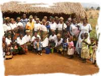 Community in Nkuv Cameroon