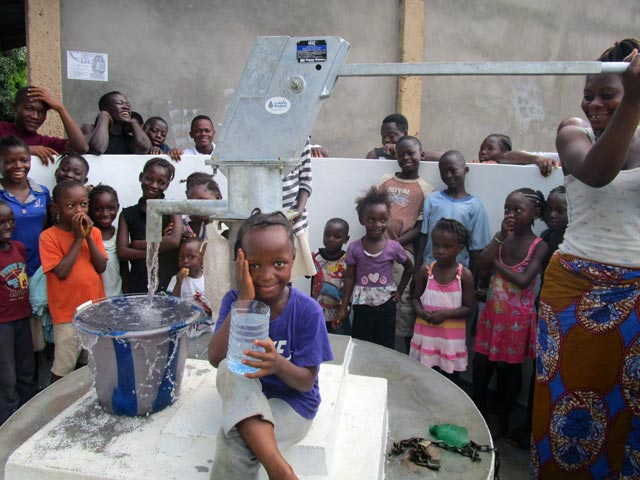 Donate $3,500 and Share in a School Water Project