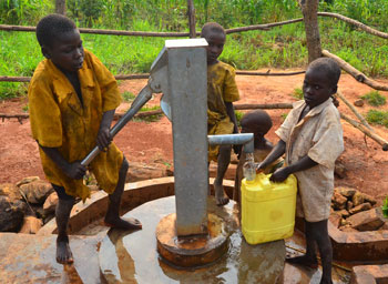 Dedicate a Well in Africa