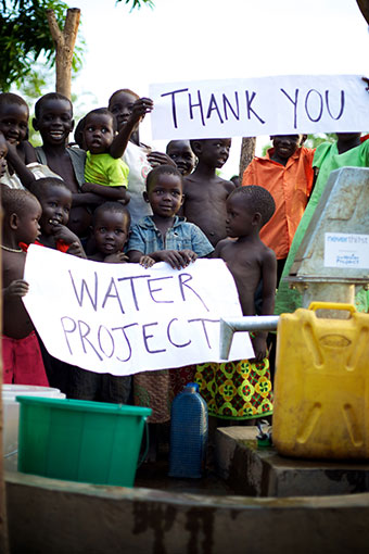 Wells for Africa, South Sudan