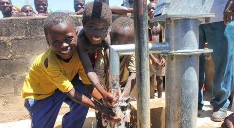 Sponsor a Well in Africa